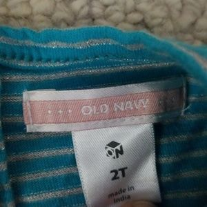 Old Navy Dresses - 2t Dress & Pink pants